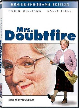 Скачать фильм Миссис Даутфайр / Mrs. Doubtfire (1993)