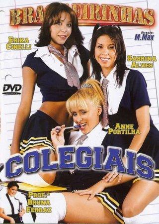 Скачать с letitbit Colegiais [2008] DVDRip