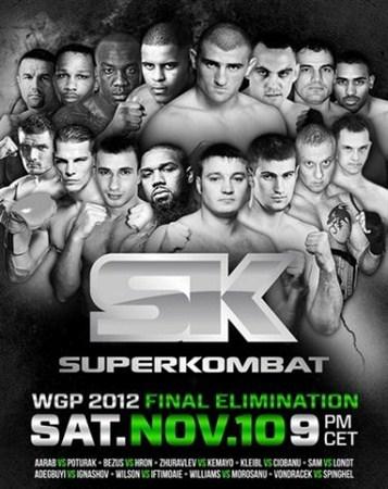 Скачать с letitbit  K-1. Гран-При SuperKombat Final Elimination / K-1. Supe ...