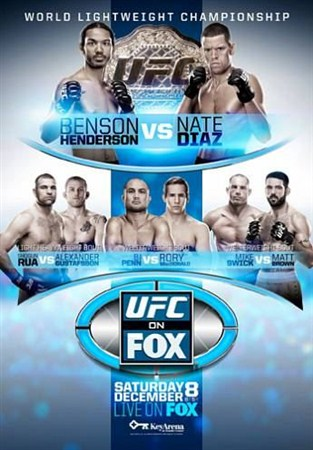 Скачать с letitbit  UFC on Fox 5: Henderson vs. Diaz (2012) HDTVRip-AVС