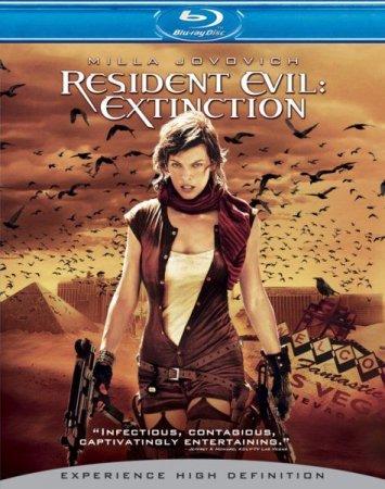 Скачать фильм Обитель зла 3 / Resident Evil: Extinction (2007)