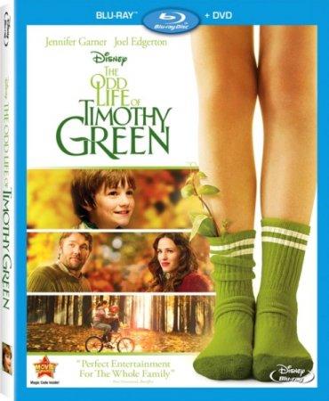 Скачать фильм Странная жизнь Тимоти Грина (2012)