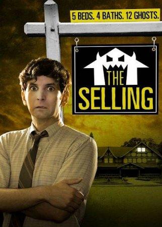 Скачать с letitbit  Как продать жуткое поместье / The Selling (2011)