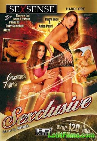 Скачать с letitbit Sexclusive [2008] DVDRip