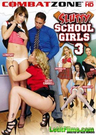 Скачать Slutty School Girls 3 / Распутные Школьницы 3 [2012]