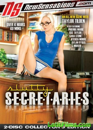 Скачать с letitbit Slutty Secretaries [2010] DVDRip