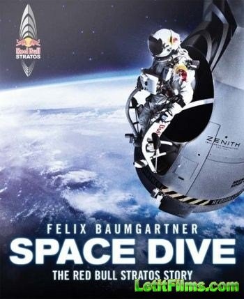 Скачать с letitbit Прыжок из космоса / Space Dive (2012/SatRip)