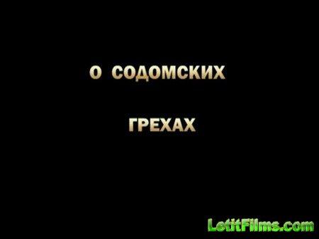 Скачать с letitbit  О содомских грехах (2011 / WEBRip)