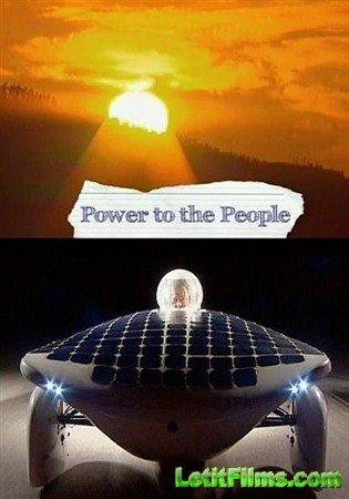 Скачать с letitbit  BBC. Безумные идеи Джеймса Мэя. Энергии людям / Power to the People (2008) SATRip