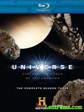 Скачать Вселенная [3-й сезон] / The Universe 3 (2008) BDRip