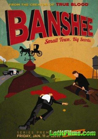 Скачать с letitbit  Банши / Banshee - 1 сезон (2013)