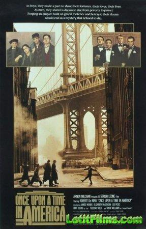 Скачать фильм Однажды в Америке [1984]