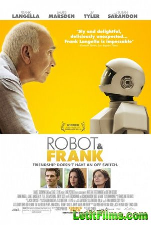 Скачать фильм Робот и Фрэнк / Robot & Frank (2012)