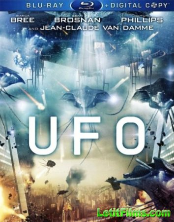 Скачать фильм Вторжение извне / U.F.O. (2012)