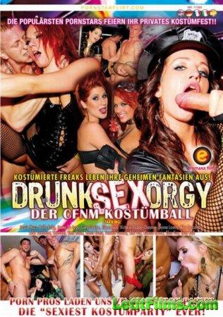 Скачать Drunk Sex Orgy - Der CFNM Kostümball [2013] DVDRip