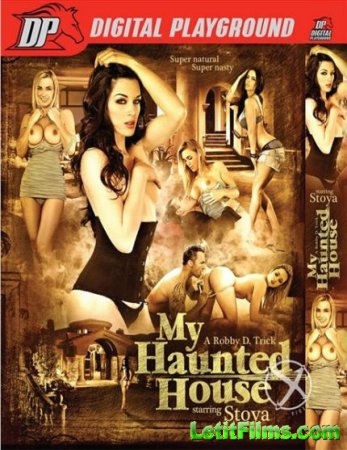 Скачать с letitbit My Haunted House [2013] BDRip