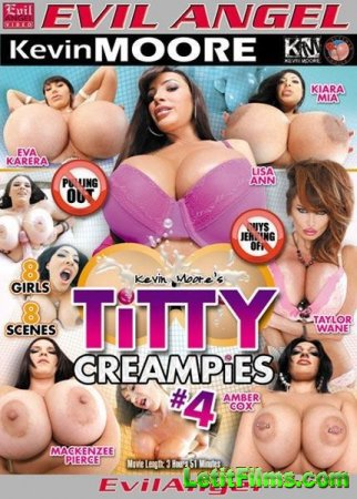 Скачать с letitbit Titty Creampies 4 [2013] DVDRip