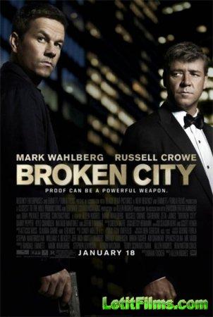 Скачать фильм Город порока / Broken City (2013)