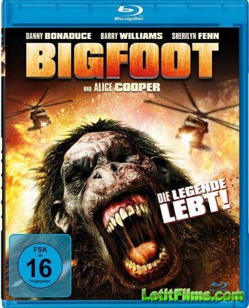 Скачать с letitbit  Снежный человек / Бигфут / Bigfoot (2012)