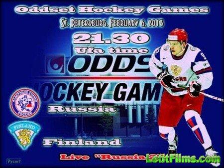 Скачать с letitbit  Хоккей. Еврохоккейтур 2012-13. Шведские игры. Oddset. Р ...
