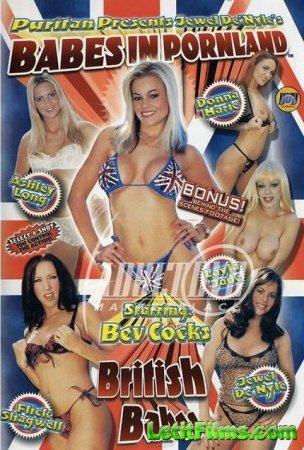 Скачать с letitbit Babes in Pornland - British Babes [2003] DVDRip