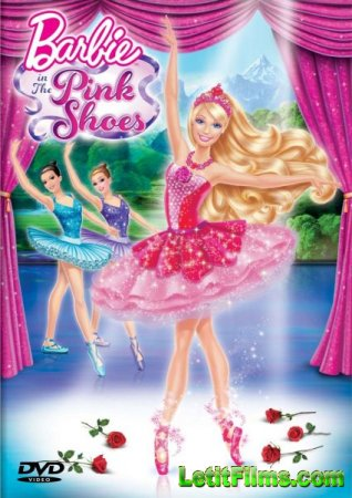 Скачать фильм Barbie: Балерина в розовых пуантах (2013)