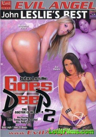 Скачать с letitbit John Leslie Goes Deep 2 [2013] DVDRip