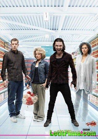 Скачать с letitbit  Быть Человеком / Being Human - 5 сезон (2013)