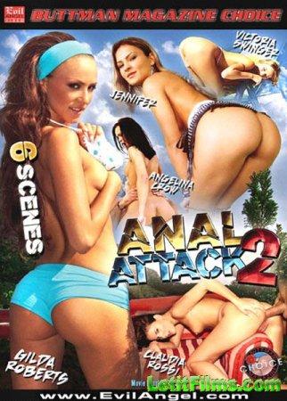 Скачать с letitbit Anal Attack 2 [2010] DVDRip