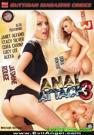 Скачать с letitbit Anal Attack 3 [2010] DVDRip