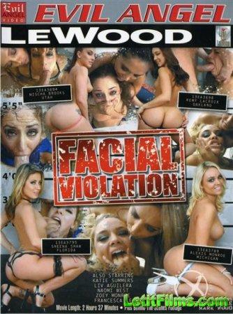 Скачать с letitbit Facial Violation [2013] DVDRip