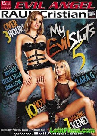 Скачать с letitbit My Evil Sluts 5 [2009] DVDRip