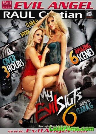 Скачать с letitbit My Evil Sluts 6 [2010] DVDRip
