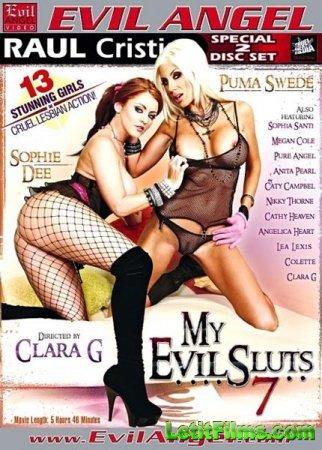 Скачать с letitbit My Evil Sluts 7 [2010] DVDRip