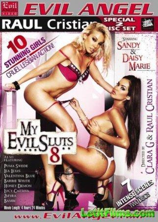 Скачать с letitbit My Evil Sluts 8 [2011] DVDRip
