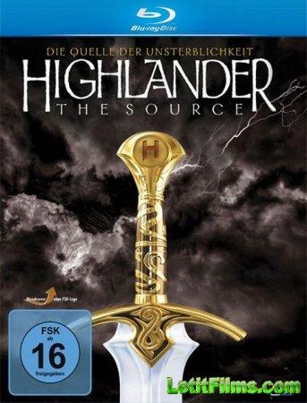 Скачать с letitbit  Горец 5: Источник / Highlander 5: The Source (2007)