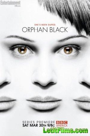 Скачать с letitbit  Темное дитя / Orphan Black - 1 сезон (2013)