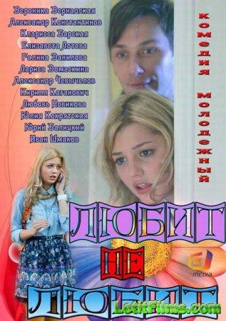Скачать с letitbit  Любит не любит / Москва, Москва!.. (2013)