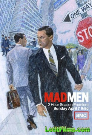   letitbit   / Mad Men - 6  (2013)