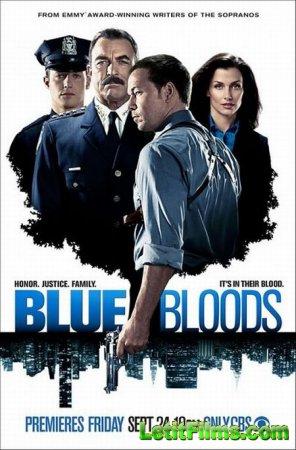 Скачать с letitbit  Голубая кровь / Blue Bloods - 3 сезон (2012)