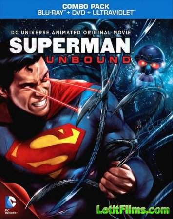 Скачать с letitbit  Супермен: Свободный (2013)