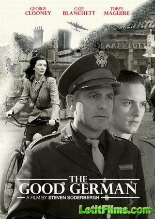 Скачать с letitbit  Хороший немец / The Good German (2006)