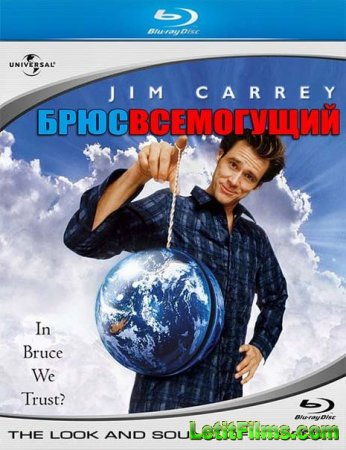 Скачать фильм Брюс Всемогущий / Bruce Almighty (2003)