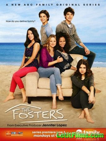 Скачать с letitbit  Фостеры / The Fosters - 1 сезон (2013)