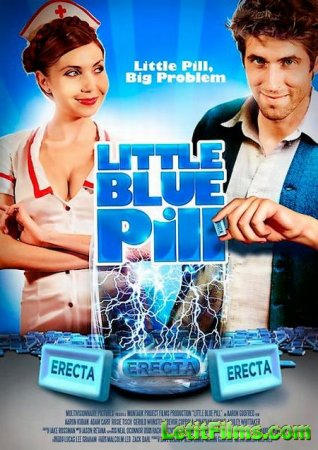 Скачать с letitbit  Маленькая голубая таблетка / Little Blue Pill (2010)