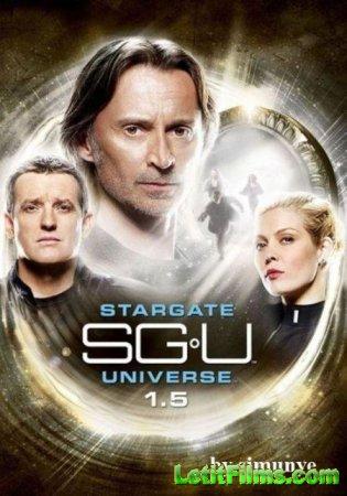Звездные Врата. Вселенная (1 сезон) [2009-2010]