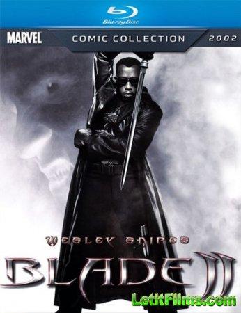 Скачать фильм Блэйд 2 / Blade II (2002)