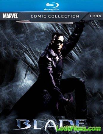 Скачать фильм Блэйд / Blade (1998)