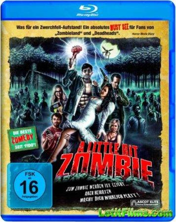 Скачать с letitbit  Чуточку зомби / A Little Bit Zombie (2012)