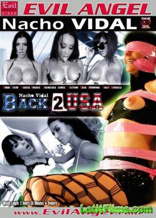 Скачать с letitbit Nacho Vidal Back 2 USA [2011] DVDRip